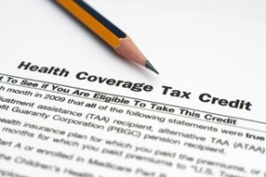 bigstock-Health-Coverage-Tax-Credit-30011972