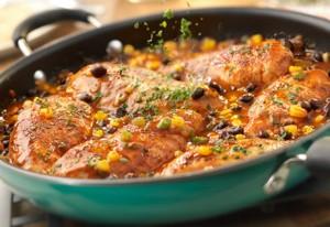 Santa Fe Chicken Saute